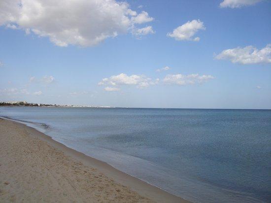 Vincci Nozha Beach Resort: la plage