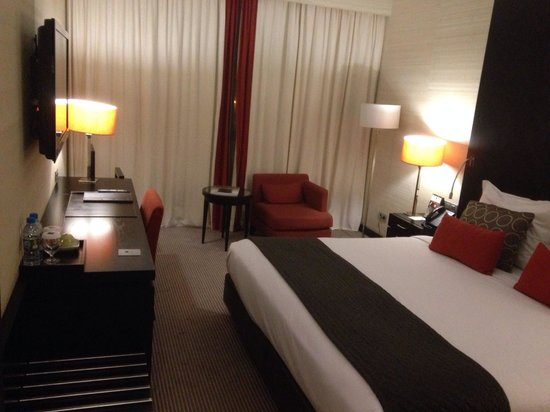 Hotel Baia Luanda: Room on third floor