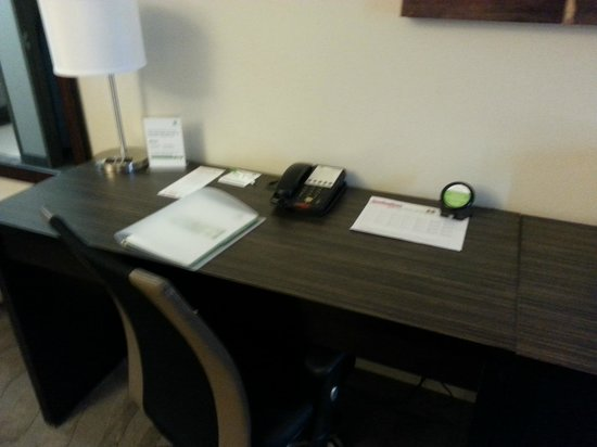 Holiday Inn Houston West Energy Corridor: desk