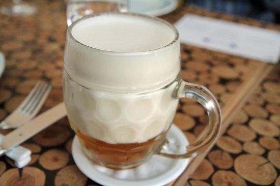 Taste Of Prague : Mliko style