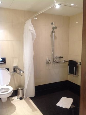 Fleming's Selection Hotel Wien-City : accessible bathroom