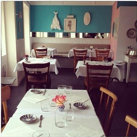Cometa Restaurante: cozy