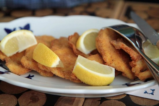 Taste Of Prague : Schnitzel