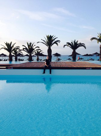 Sentido Ixian All Suites : Poolside
