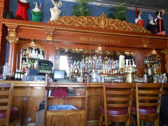 Diamond Belle Saloon: Bar