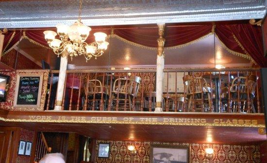 Diamond Belle Saloon: Balcony
