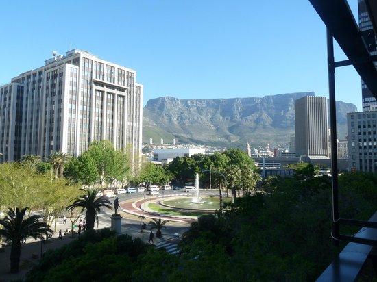 Park Inn by Radisson Cape Town Foreshore: vue de la chambre