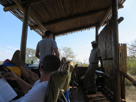 Naledi Bushcamp and Enkoveni Camp: Charlie's Hyde