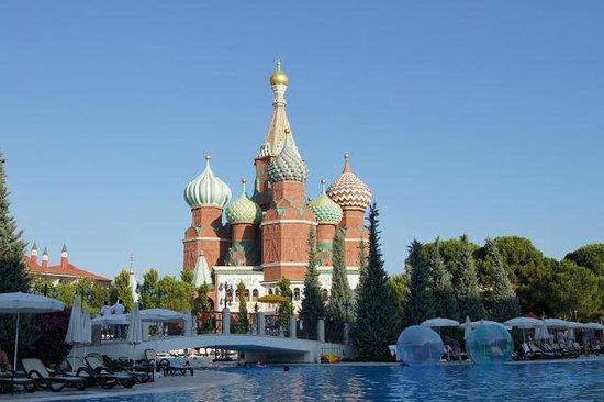PGS Hotels Kremlin Palace: утро