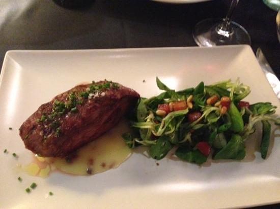 La Incidencia Del Factor Vi : Presa de Iberic (Grilled Iberic Pork)