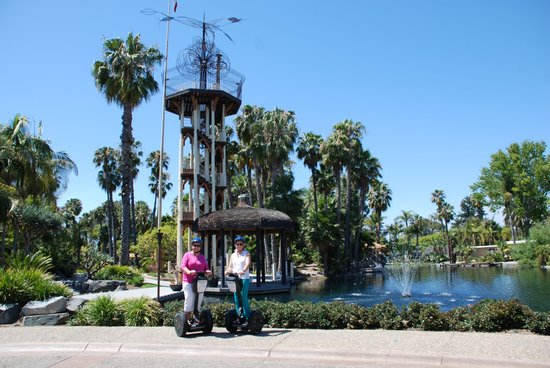 Segway of Pacific Beach: Hangin' at the Tower of Love
