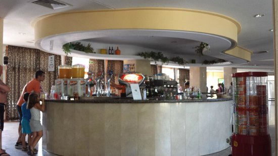 Albir Garden Resort: the bar