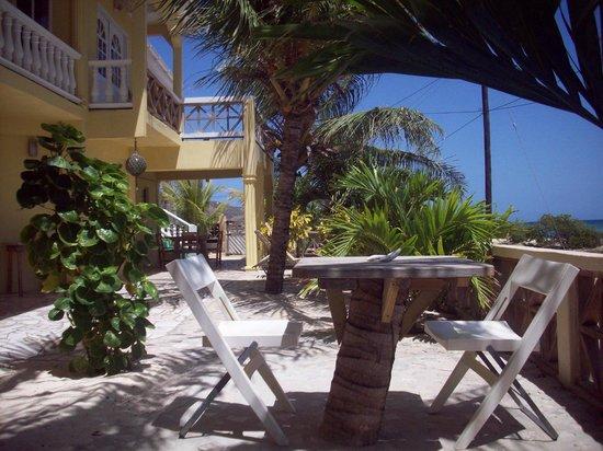 The Islander's Inn: Terrace