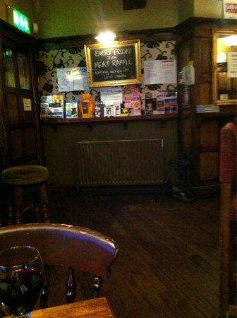 The Plough Inn: Bar