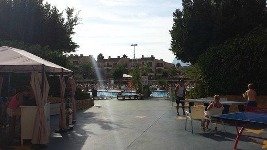 Albir Garden Resort : hotel