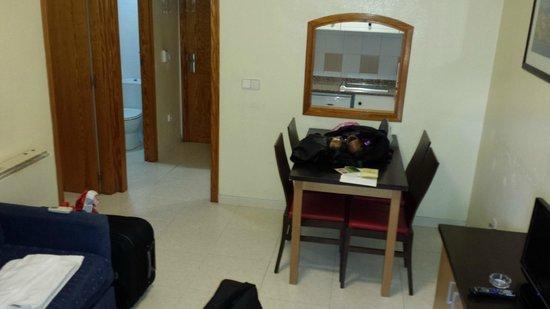 Albir Garden Resort: living room