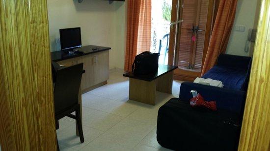 Albir Garden Resort: my bed