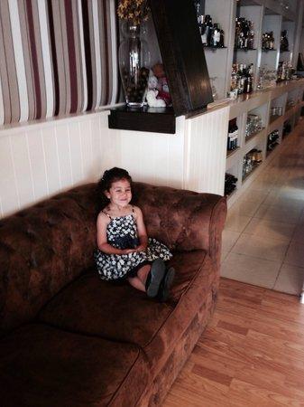 555 Wine & Tapas Restaurant: La princesa del 555