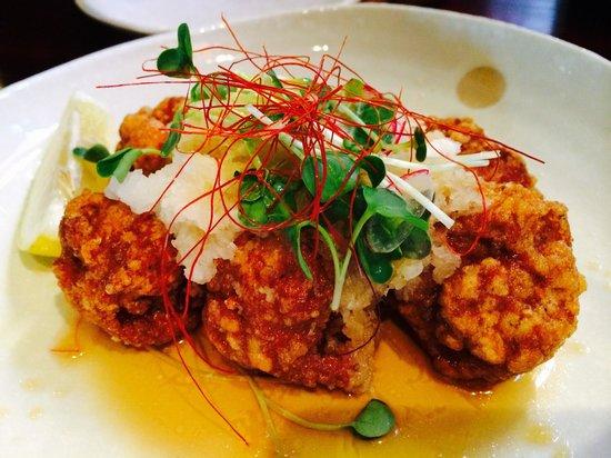 Ramen Parlor: Chicken karage