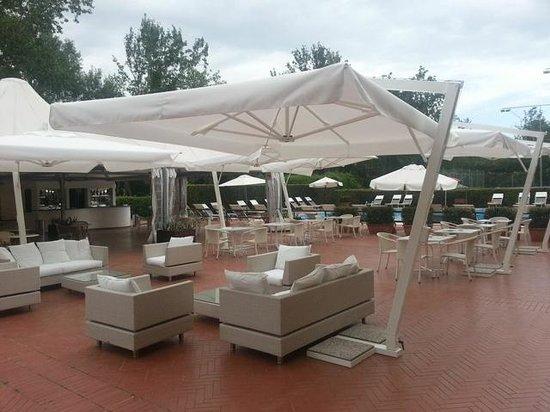 UNA Hotel Forte dei Marmi : piscina
