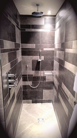 The Chester Residence: Luxury Room - Walk in shower