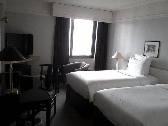 Pullman Paris Montparnasse : chambre confort