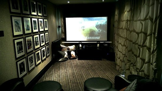 The Chester Residence: Luxury Room - Cinema Room