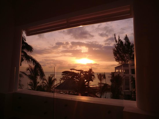 Azul Sensatori Jamaica : Fantastic picture view from balcony