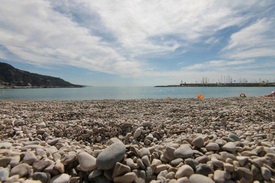 Palmes Beach : la spiaggia