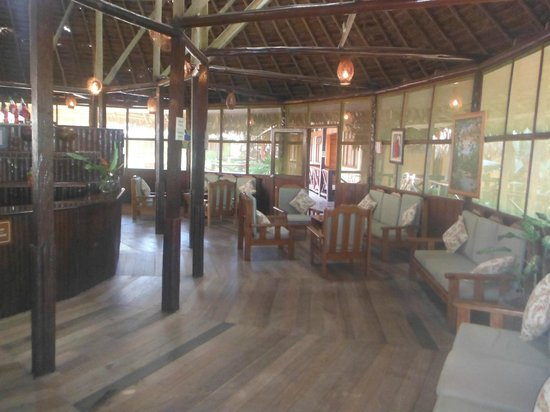 Heliconia Amazon River Lodge: Descanso