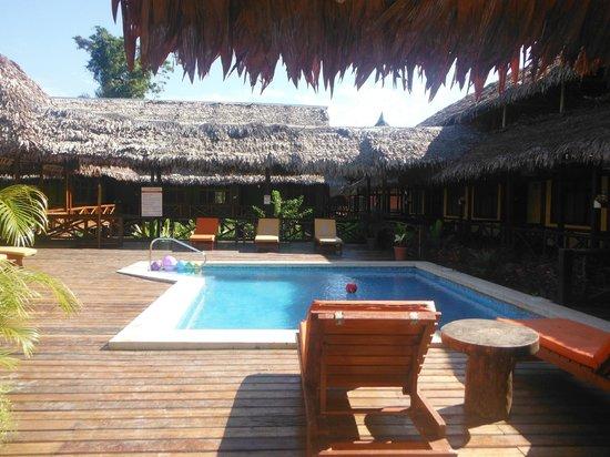 Heliconia Amazon River Lodge: Alberca