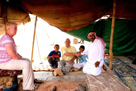 Classic Wadi Rum Tours - Private Day Tours: Living like a Bedouin