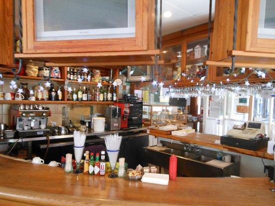 Maggie's Bakery & Cafe : Bar