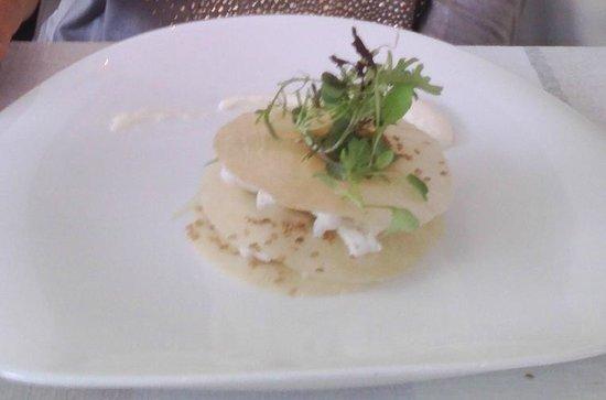 Oliva: Milhojas