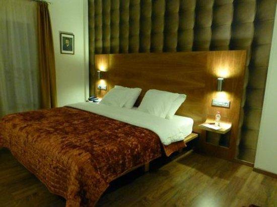 Villa Erina Park Hotel: Neu eingerichtete Zimmer mit gutem Schlafcomfort