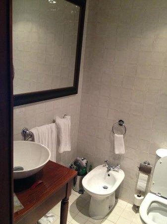 Grande Hotel-Bom Jesus : Bathroom