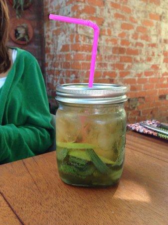Freedom Cafe : Lemonade...
