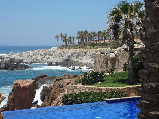 Esperanza - An Auberge Resort: Amazing views from the restaurant