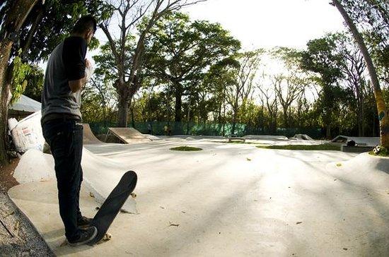 Eskina Skate Parq Park In Nosara Guanacaste Costa Rica Restaurant And