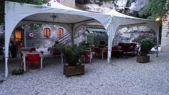 Ristorante La Berlera : Outdoors