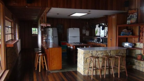 Spanish by the River - Turrialba : Our hostel