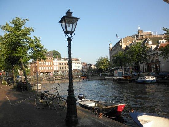 Rijn (Rhine): 絵画のような水辺の風景