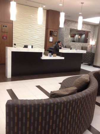 BEST WESTERN PREMIER Miami International Airport Hotel & Suites: LOBBY