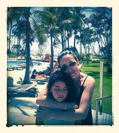 Marival Resort & Suites: azul