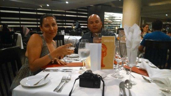 Marival Resort & Suites: gala