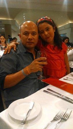 Marival Resort & Suites: mejor compañia