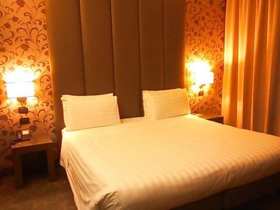 Klima Hotel Milano Fiere: 部屋