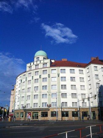 Novum Hotel Vitkov Prag: Витков