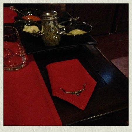 Terralia Grill : Table