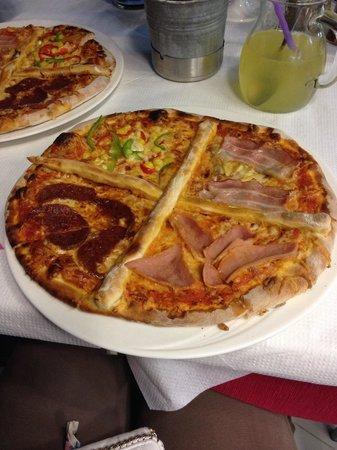Oven Pub: Deilig pizza !!